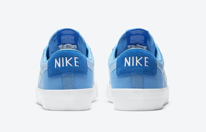 Nike SB Blazer Low GT Blue White DC7695-400 04
