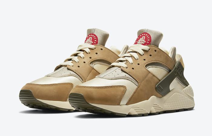 Stussy Nike Air Huarache Desert Oak DD1381-200 04