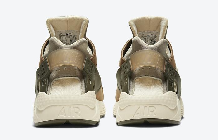 Stussy Nike Air Huarache Desert Oak DD1381-200 07