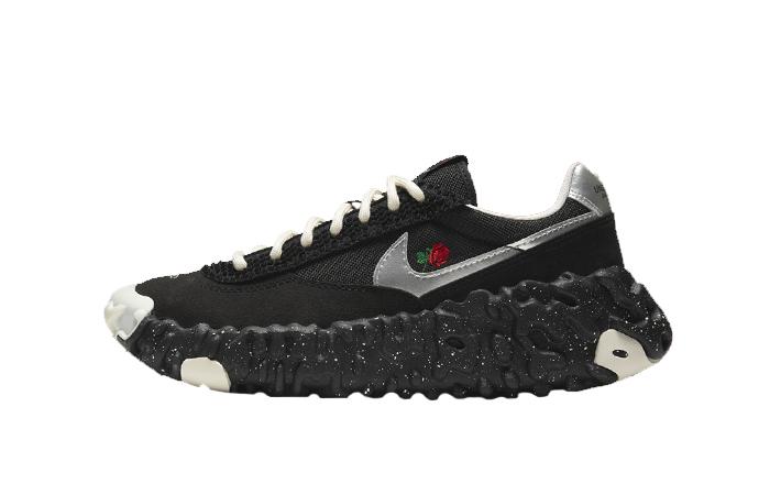Undercover Nike Overbreak Black Metallic Silver DD1789-001 01