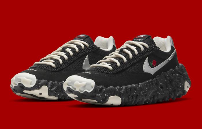Undercover Nike Overbreak Black Metallic Silver DD1789-001 02
