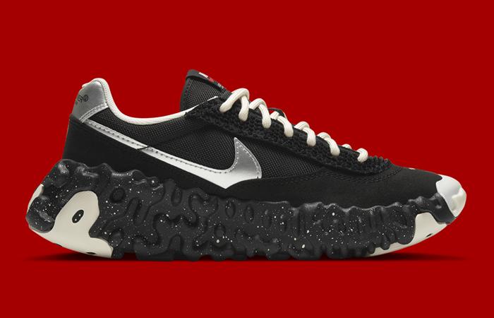 Undercover Nike Overbreak Black Metallic Silver DD1789-001 03