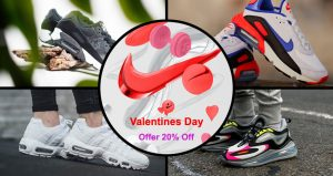 Valentines Day Promotion, 2021 Get 20% Off At Nike