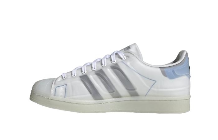 adidas Superstar Futureshell Cloud White Bright Blue FX5551 01