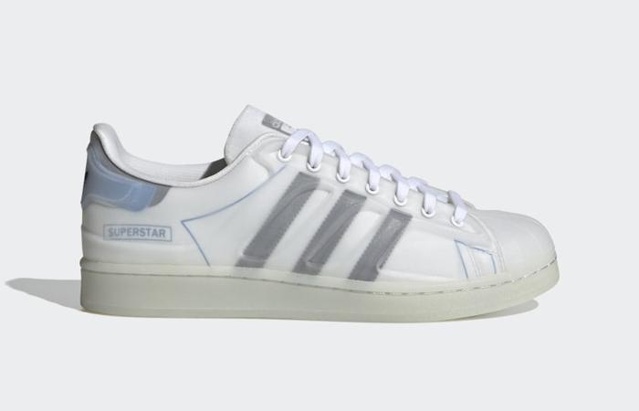 adidas Superstar Futureshell Cloud White Bright Blue FX5551 03