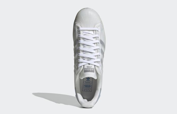 adidas Superstar Futureshell Cloud White Bright Blue FX5551 04