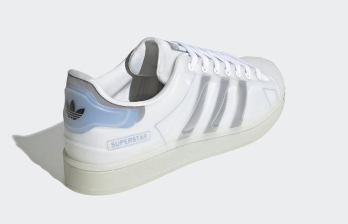 adidas Superstar Futureshell Cloud White Bright Blue FX5551 05