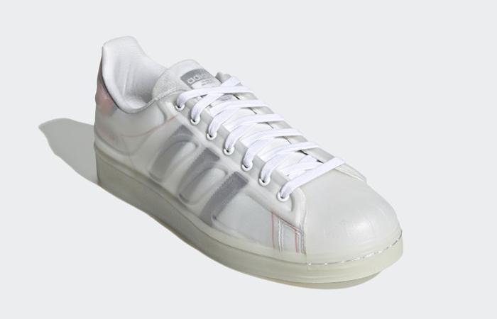 adidas Superstar Futureshell Cloud White Solar Red FX5553 02