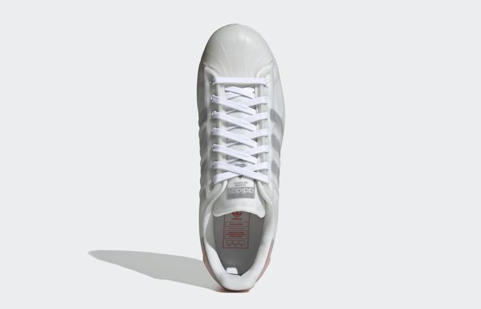 adidas Superstar Futureshell Cloud White Solar Red FX5553 04
