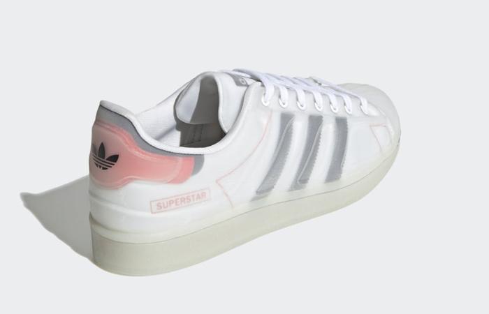 adidas Superstar Futureshell Cloud White Solar Red FX5553 05