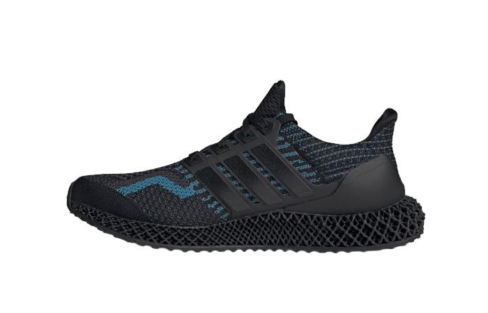 adidas Ultra 4D 5.0 Core Black Carbon G58162 01