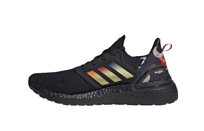 adidas Ultra Boost 20 Chinese New Year Black Gold GZ8988 01