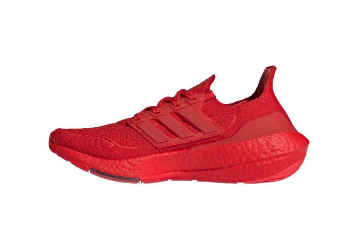 adidas Ultra Boost 21 Vivid Red FZ1922 01