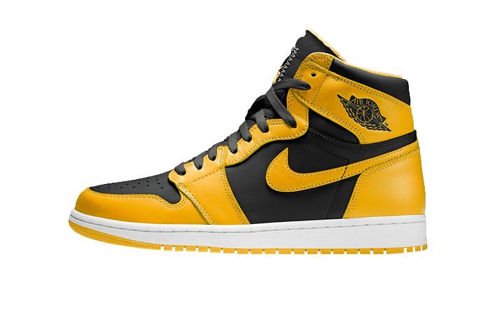 Air Jordan 1 High Pollen Black 555088-701 01