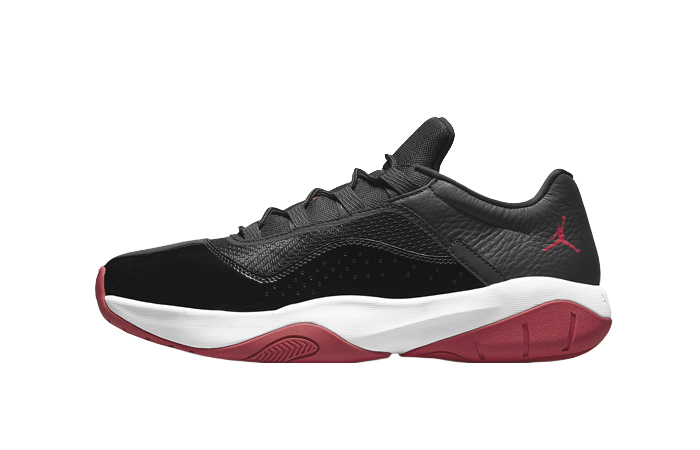 Air Jordan 11 CMFT Low Black Gym Red DM0844-005 01