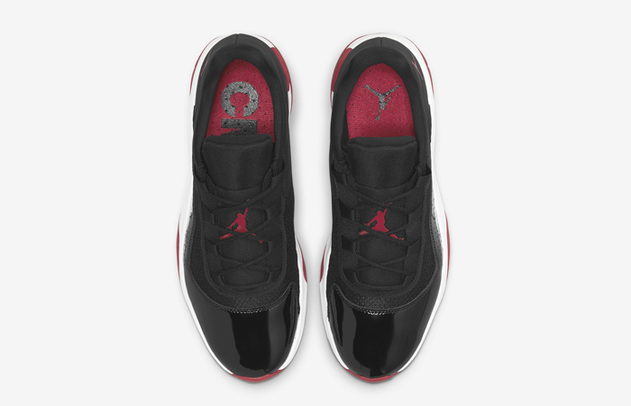 Air Jordan 11 CMFT Low Black Gym Red DM0844-005 04
