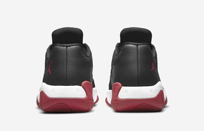 Air Jordan 11 CMFT Low Black Gym Red DM0844-005 05
