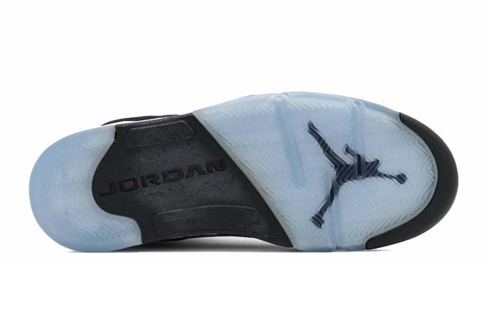 Air Jordan 5 Oreo Cool Grey CT4838-011 down
