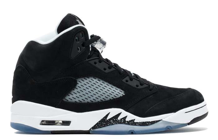 Air Jordan 5 Oreo Cool Grey CT4838-011 right