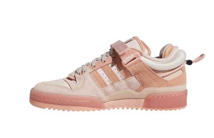 Bad Bunny adidas Forum Easter Egg Peach GW0265 01