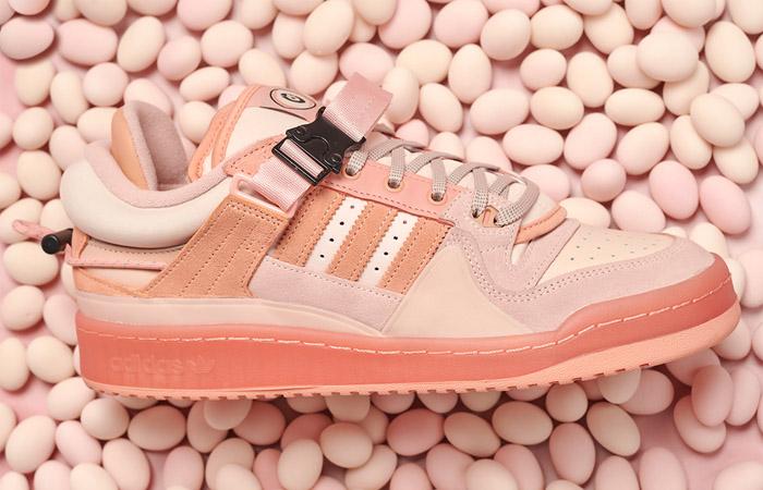Bad Bunny adidas Forum Easter Egg Peach GW0265 02