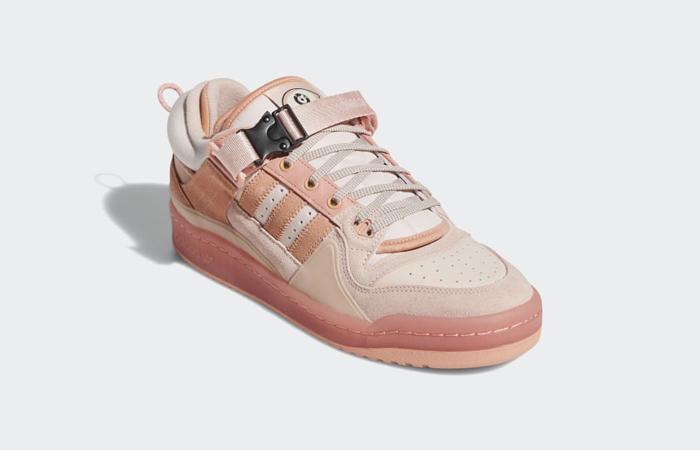 Bad Bunny adidas Forum Easter Egg Peach GW0265 05