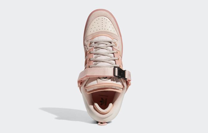 Bad Bunny adidas Forum Easter Egg Peach GW0265 07