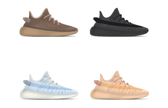 """First Look Of adidas Yeezy Boost 350 V2 """"Mono Pack"""" ft"""