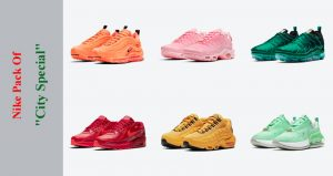 Introducing 2021 City Special Pack Of Nike