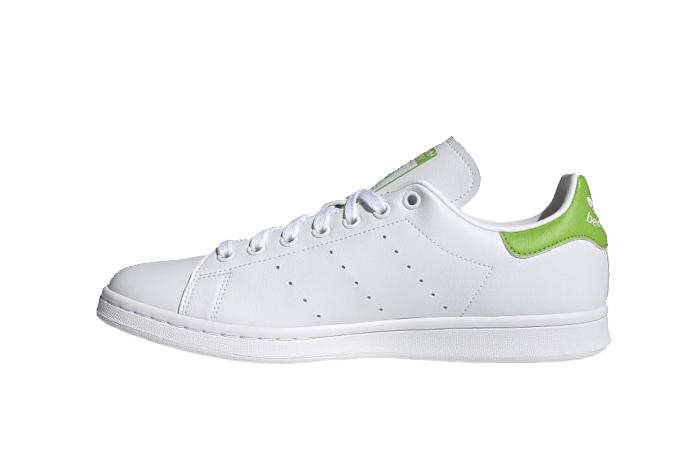 Kermit the Frog adidas Stan Smith White Pantone FX5550 01