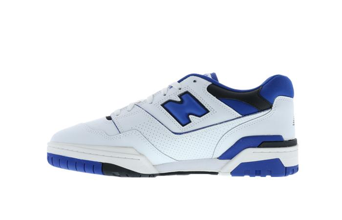 New Balance 550 White Blue BB550SN1 01