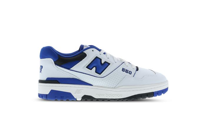 New Balance 550 White Blue BB550SN1 04