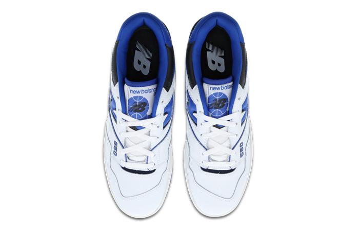 New Balance 550 White Blue BB550SN1 05