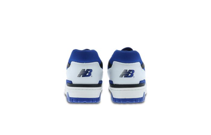 New Balance 550 White Blue BB550SN1 06