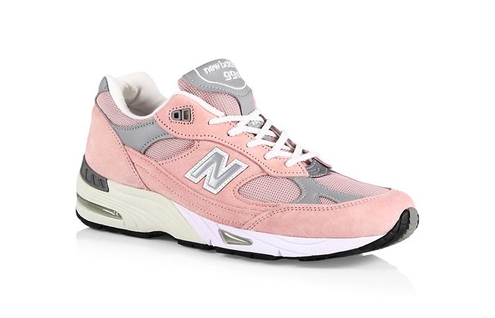 New Balance 991 Shy Pink 02