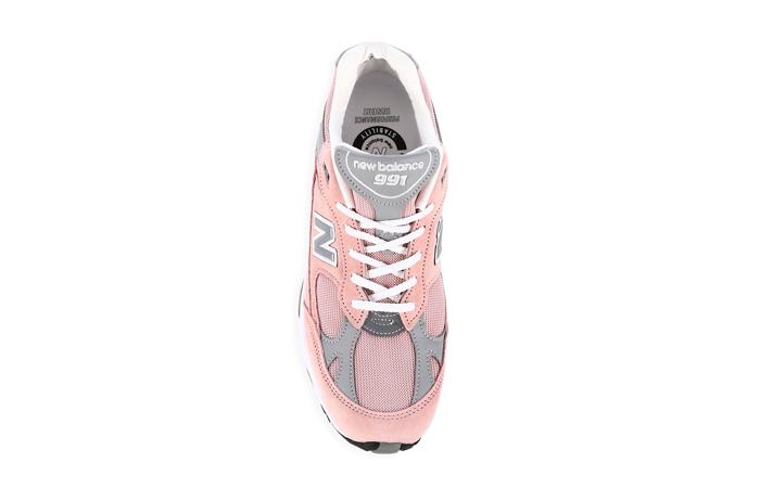 New Balance 991 Shy Pink 03