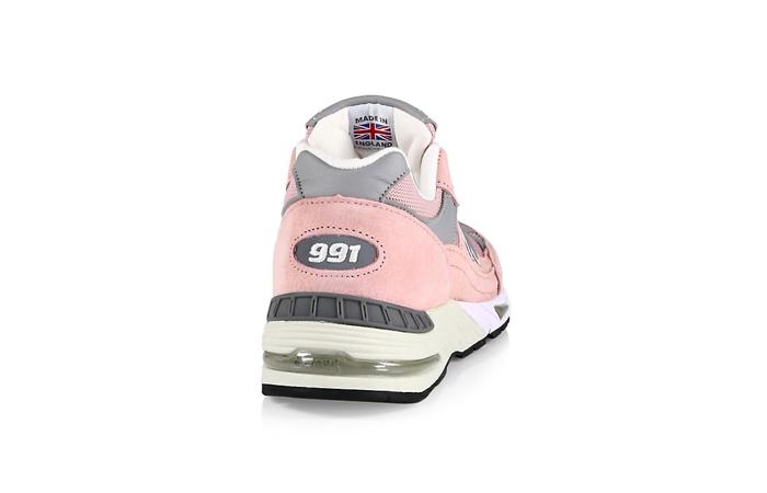 New Balance 991 Shy Pink 04