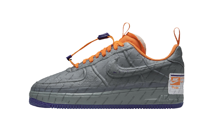 Nike Air Force 1 Experimental Light Smoke Grey CZ1528-001 01