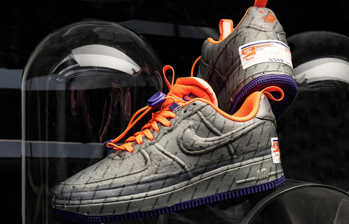 Nike Air Force 1 Experimental Light Smoke Grey CZ1528-001 07