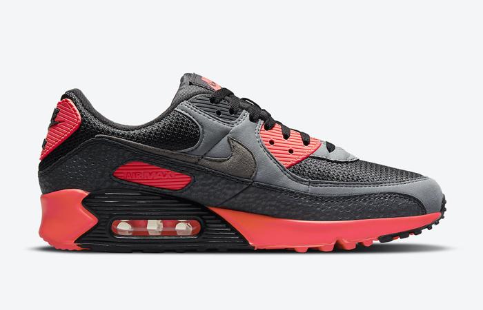 Nike Air Max 90 Kiss My Airs Laser Crimson DJ4626-001 03