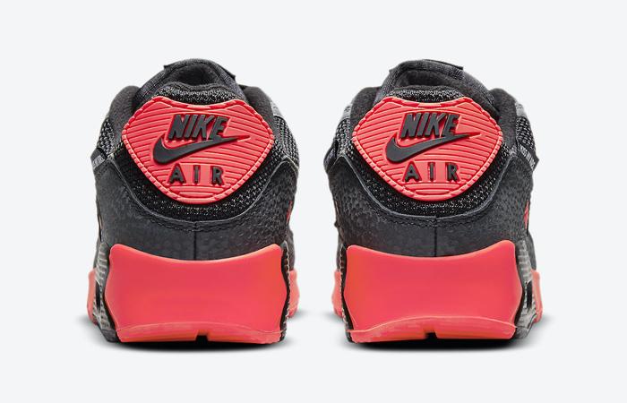 Nike Air Max 90 Kiss My Airs Laser Crimson DJ4626-001 05