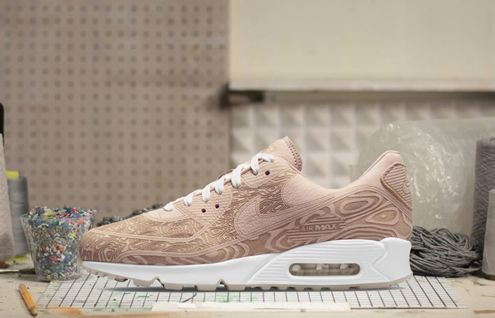Nike Air Max 90 Laser Natural DC7948-100 - Fastsole