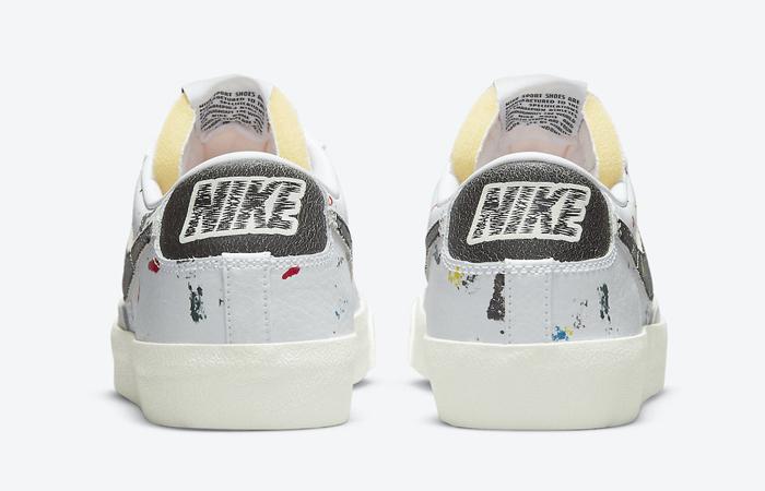 Nike Blazer Low Paint Splatter DJ1517-100 05