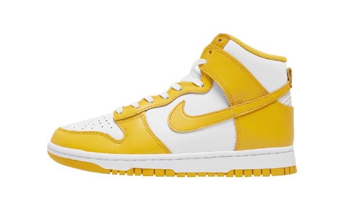 Nike Dunk High Dark Sulfur White DD1869-106 01