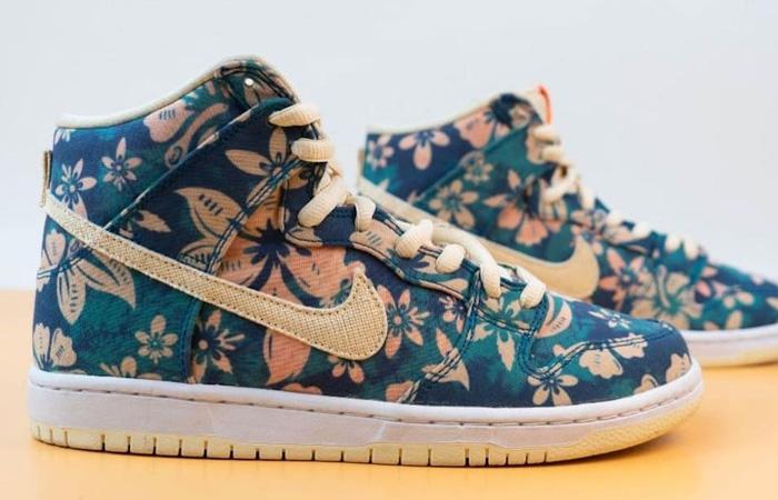 Nike Dunk High Hawaii CZ2232-300 02