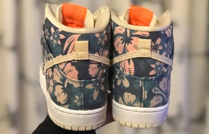 Nike Dunk High Hawaii CZ2232-300 04