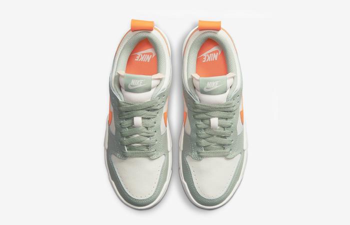 Nike Dunk Low Disrupt Sea Glass Womens DJ3077-001 04