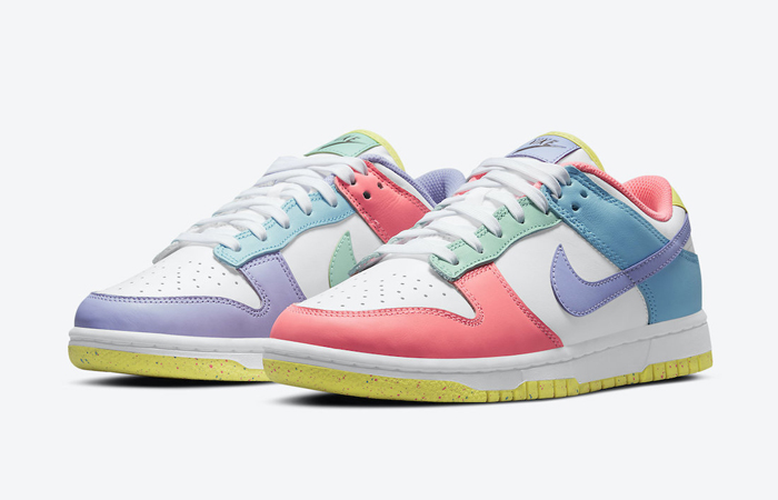 Nike Dunk Low Easter Pastel Multi Womens DD1872-100 03