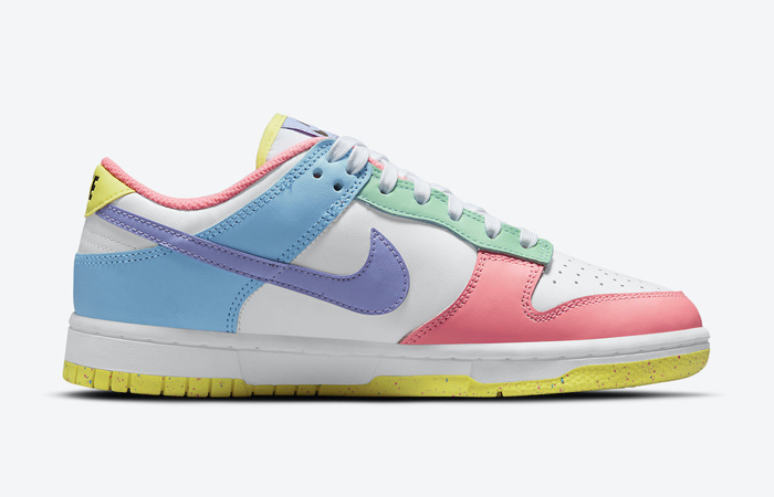 Nike Dunk Low Easter Pastel Multi Womens DD1872-100 04