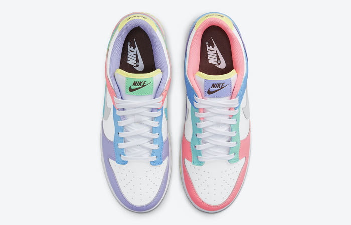 Nike Dunk Low Easter Pastel Multi Womens DD1872-100 05